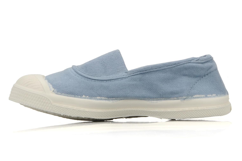 Sneakers Bensimon Tennis Elastique E Blauw voorkant