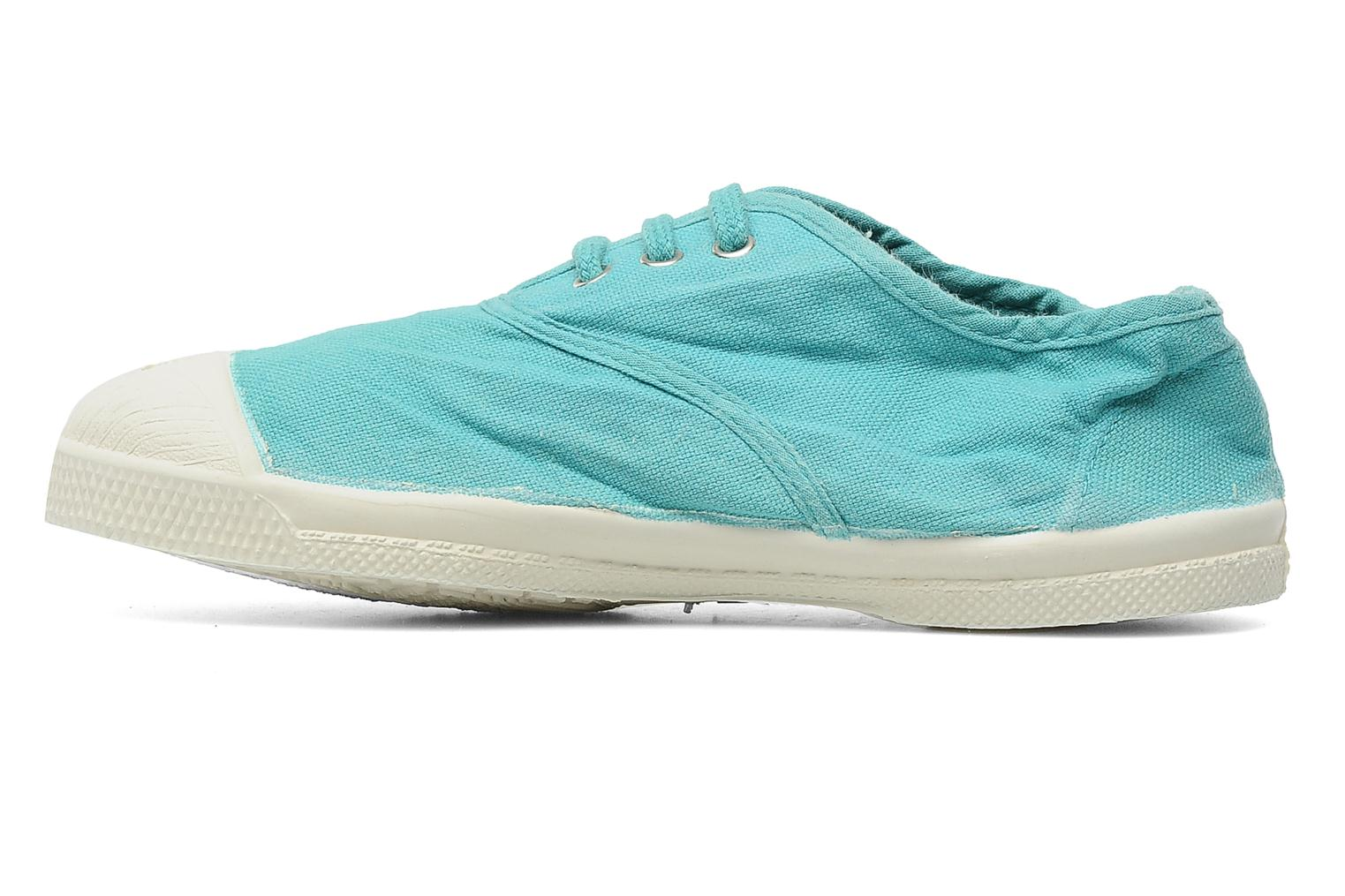 Tennis Lacets E Turquoise