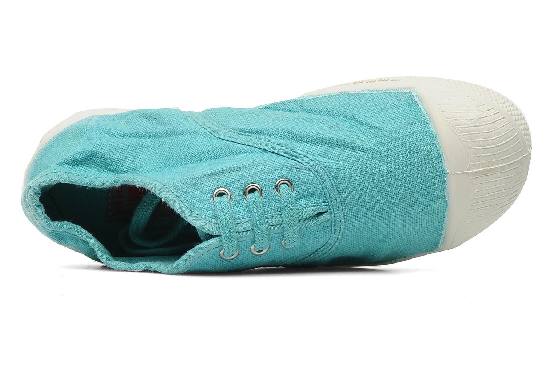 Sneakers Bensimon Tennis Lacets E Blå bild från vänster sidan