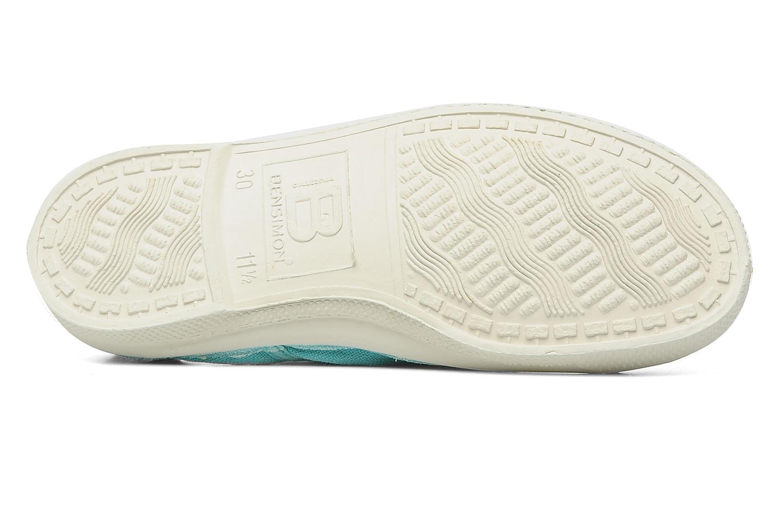 Sneakers Bensimon Tennis Lacets E Blauw boven
