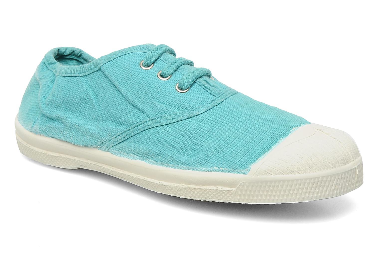 Sneakers Bensimon Tennis Lacets E Blauw detail