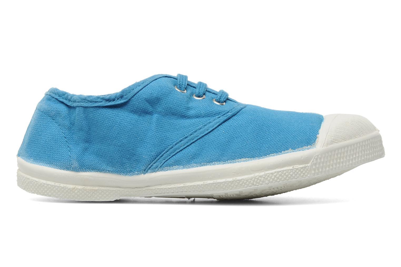 Deportivas Bensimon Tennis Lacets E Azul vistra trasera