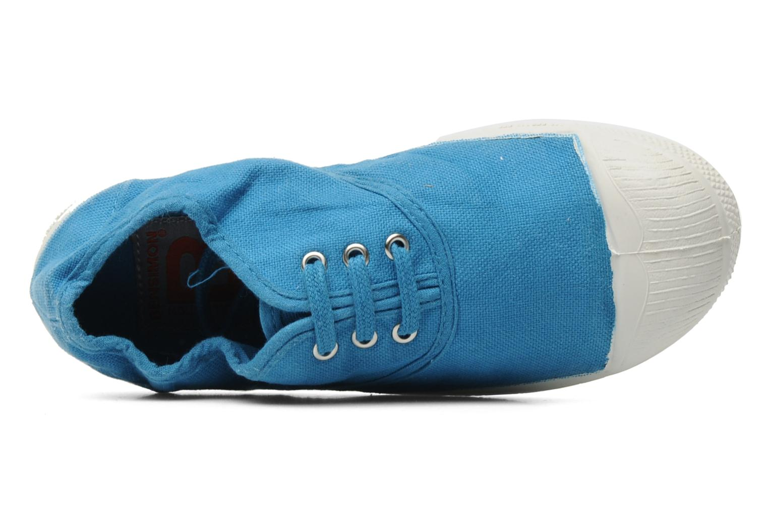 Sneakers Bensimon Tennis Lacets E Blauw links