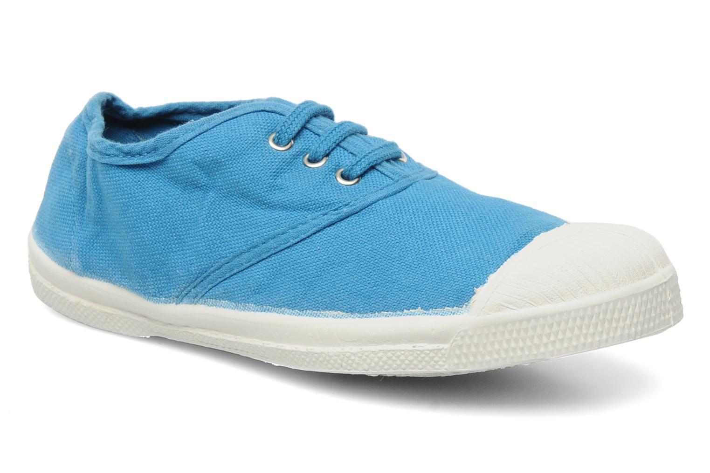 Sneakers Bensimon Tennis Lacets E Blå detaljeret billede af skoene