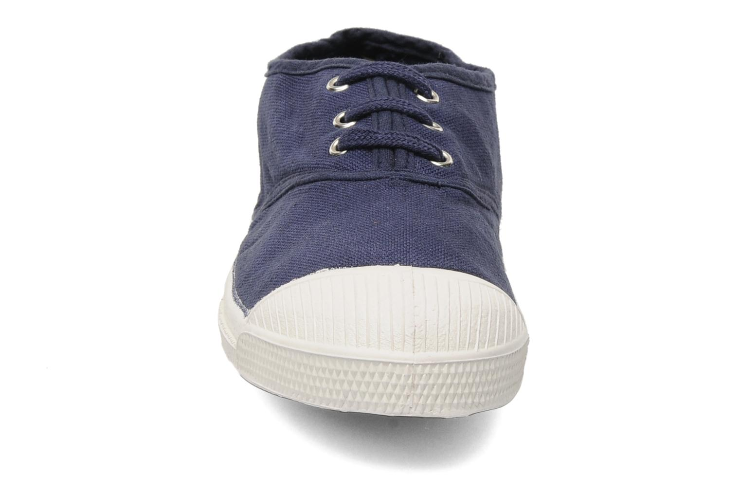 Tennis Lacets E Navy