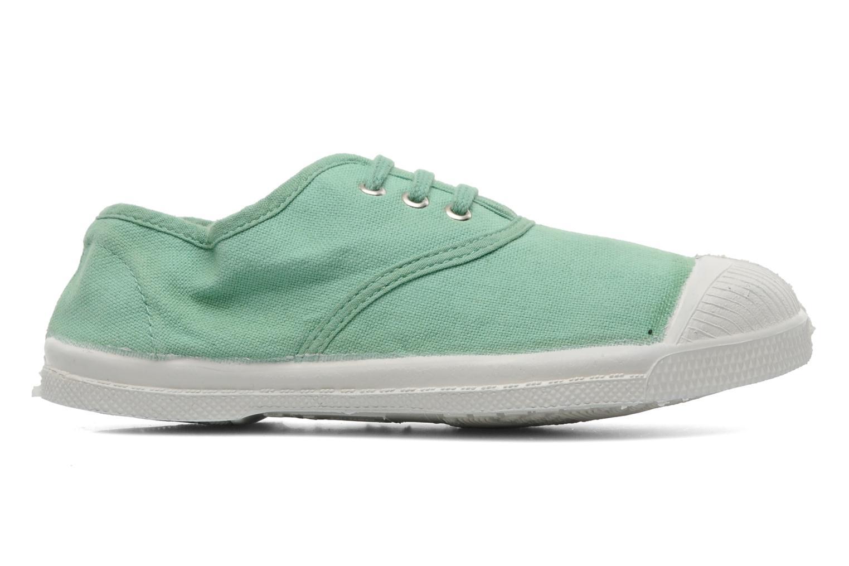 Sneakers Bensimon Tennis Lacets E Blå bild från baksidan