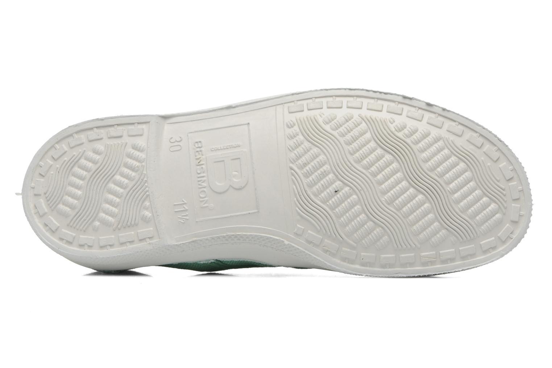 Sneakers Bensimon Tennis Lacets E Blå se foroven