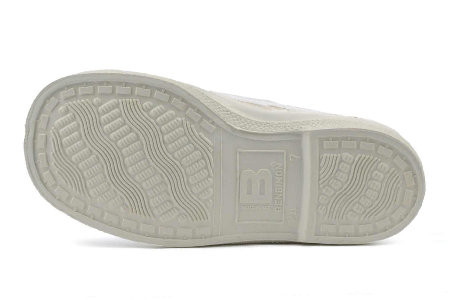 Sneakers Bensimon Tennis Lacets E Wit boven