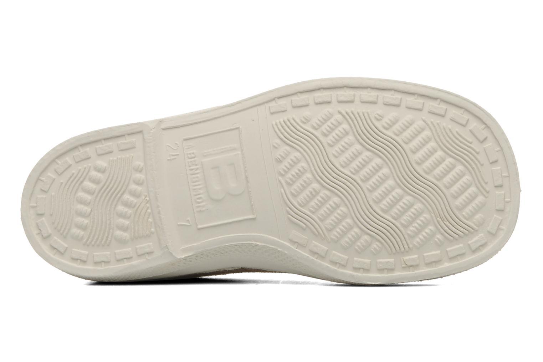 Sneakers Bensimon Tennis Lacets E Beige bild från ovan
