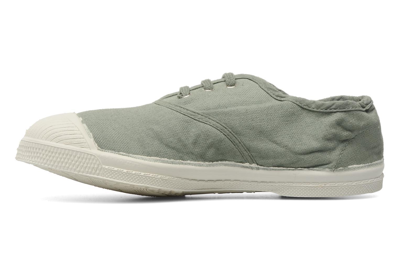 Sneaker Bensimon Tennis Lacets E grün ansicht von vorne