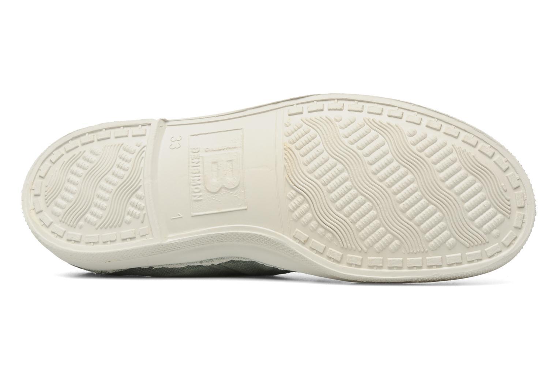 Sneakers Bensimon Tennis Lacets E Groen boven