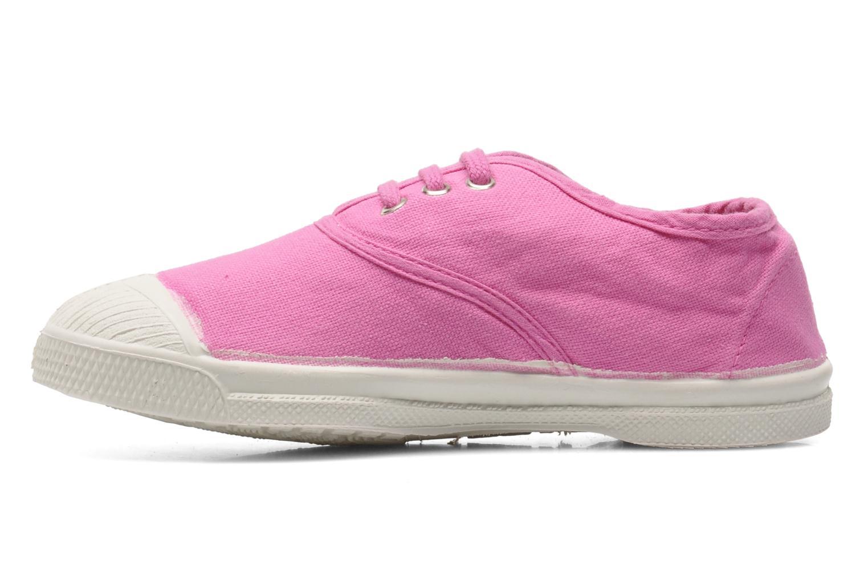 Sneakers Bensimon Tennis Lacets E Rosa bild från framsidan