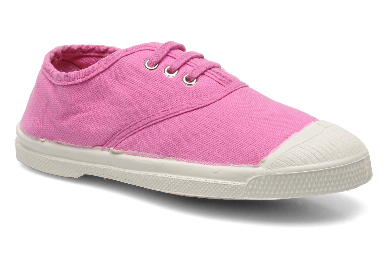 Sneakers Bensimon Tennis Lacets E Roze detail