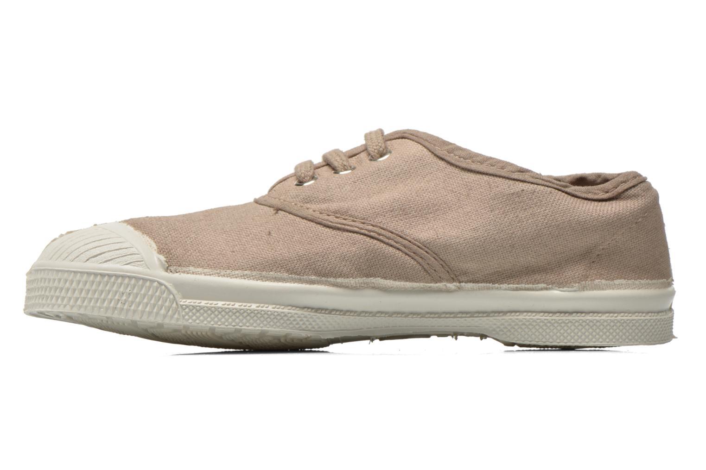 Sneaker Bensimon Tennis Lacets E beige ansicht von vorne