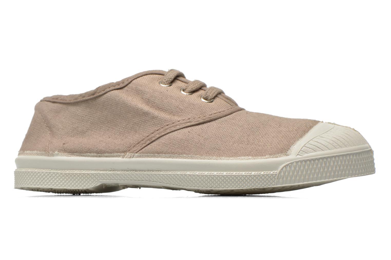 Sneakers Bensimon Tennis Lacets E Beige achterkant