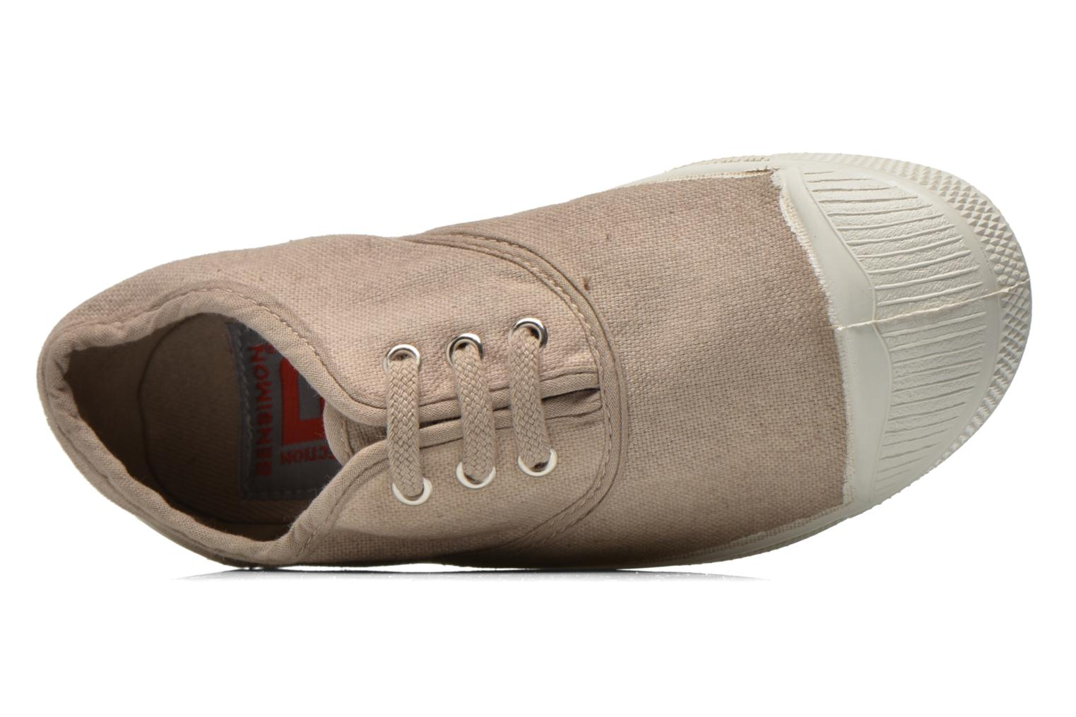 Sneakers Bensimon Tennis Lacets E Beige links
