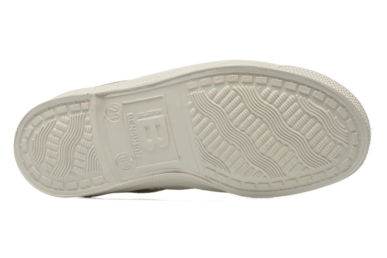 Sneaker Bensimon Tennis Lacets E beige ansicht von oben