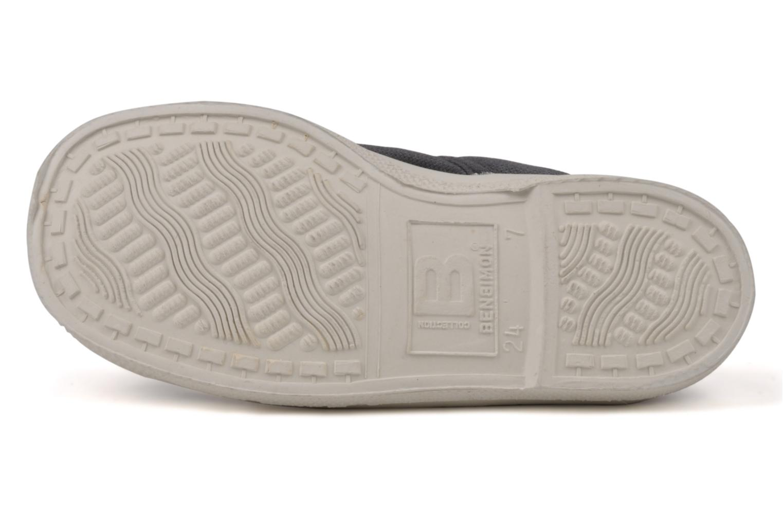 Sneakers Bensimon Tennis Lacets E Grijs boven
