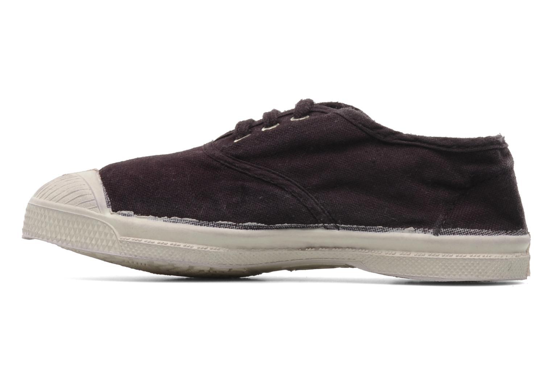 Sneakers Bensimon Tennis Lacets E Lila bild från framsidan