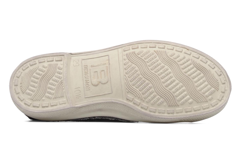 Sneakers Bensimon Tennis Lacets E Lila bild från ovan