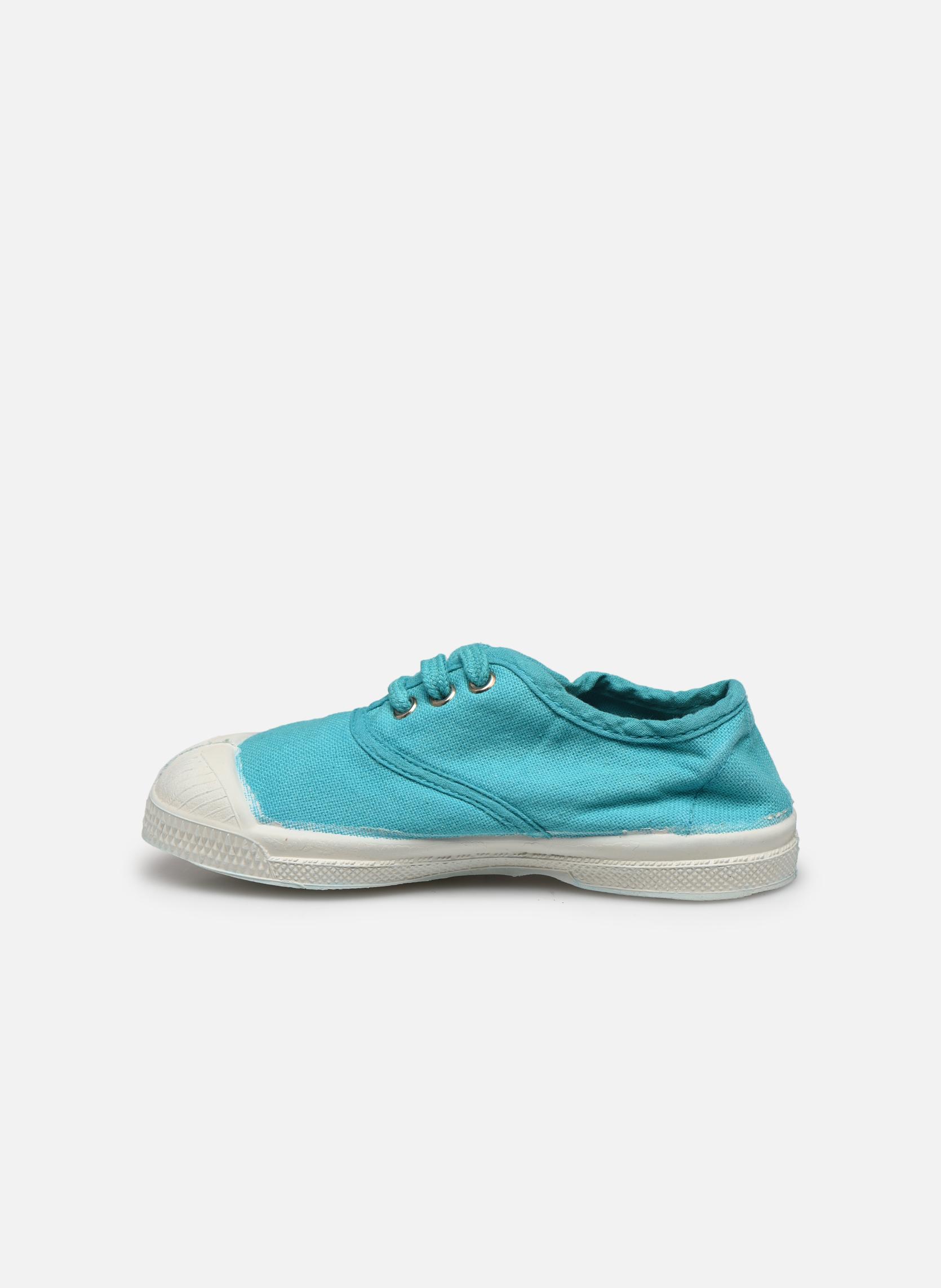 Sneaker Bensimon Tennis Lacets E blau ansicht von vorne