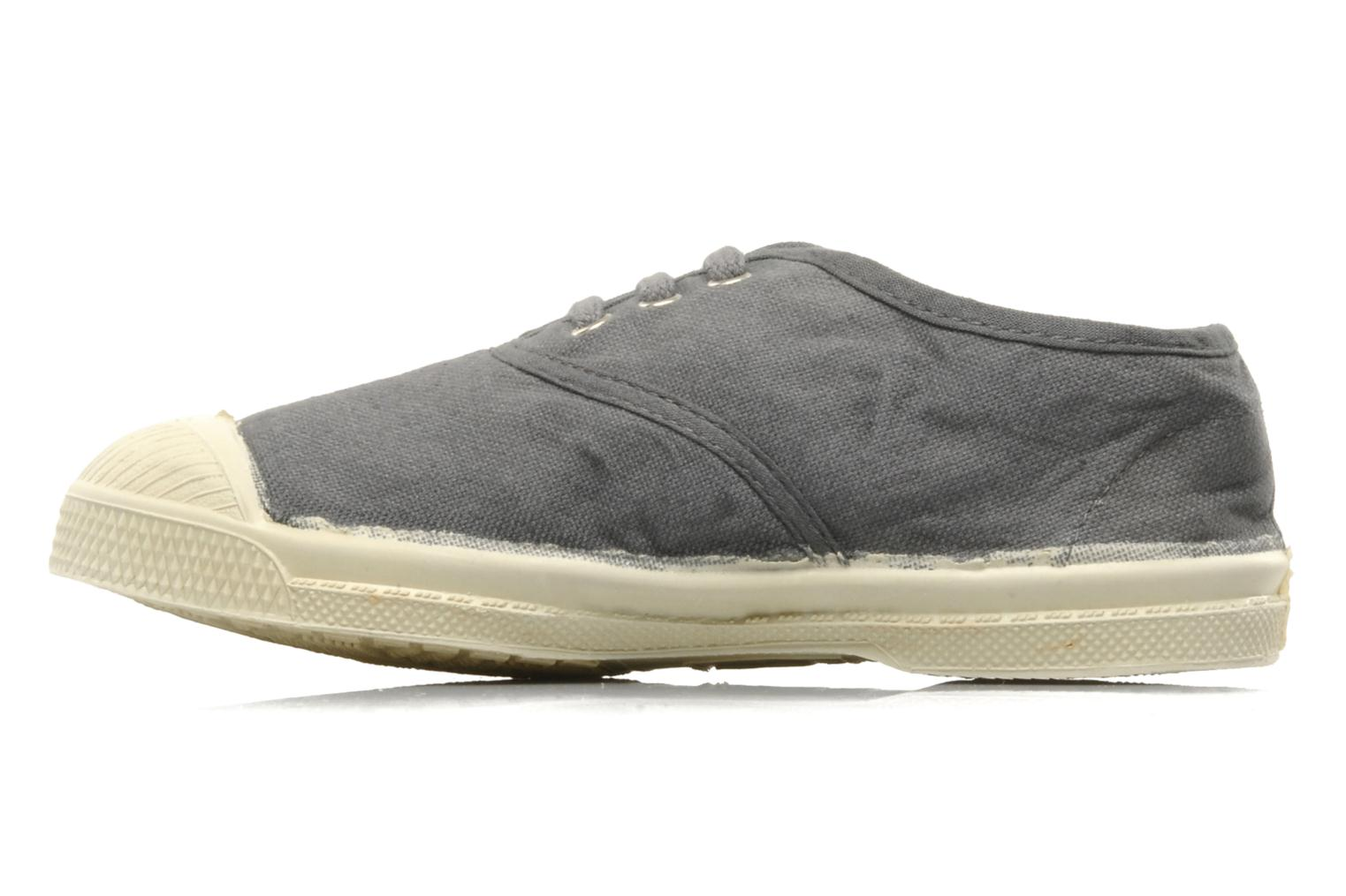 Trainers Bensimon Tennis Lacets E Grey front view