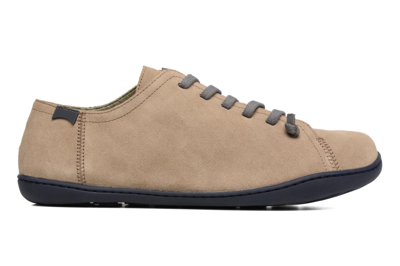 Chaussures à lacets Camper Peu Cami 17665 Beige vue derrière