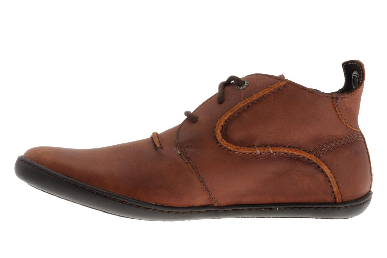 Stiefeletten & Boots Kickers Booster braun ansicht von vorne
