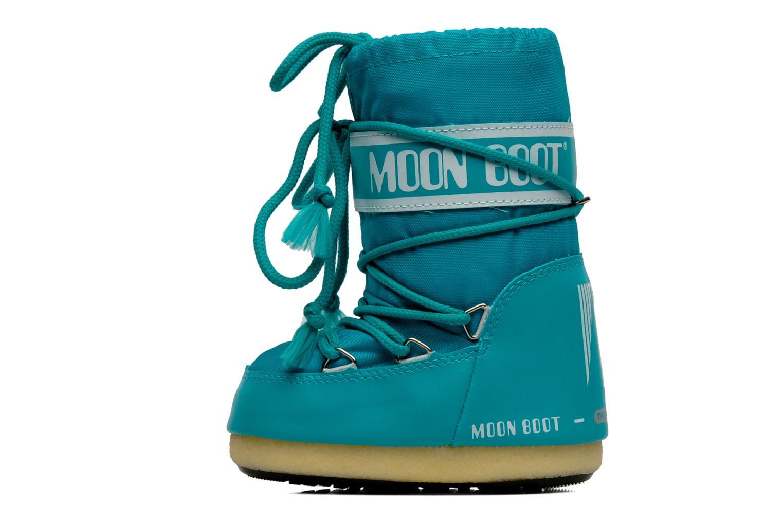Moon Boot Nylon E Turquoise