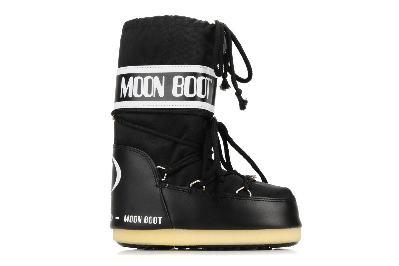 Sportskor Moon Boot Moon Boot Nylon E Svart bild från baksidan