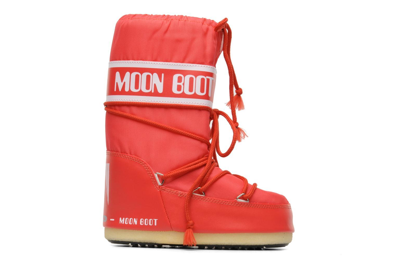Chaussures de sport Moon Boot Moon Boot Nylon Rouge vue derrière