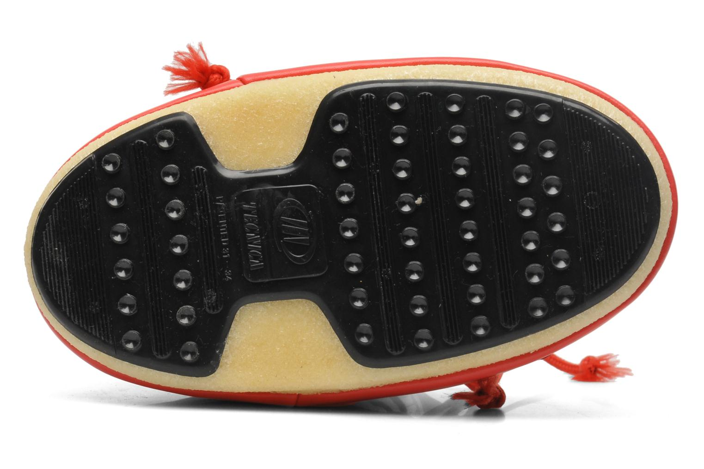 Chaussures de sport Moon Boot Moon Boot Nylon Rouge vue haut