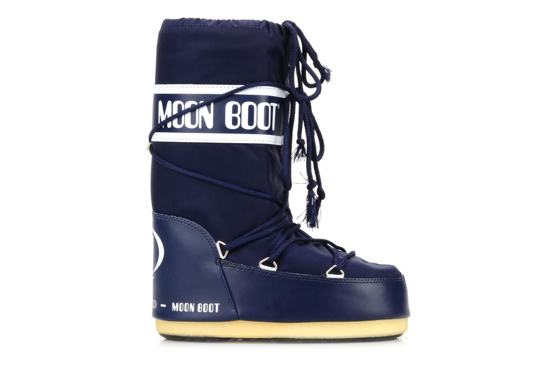 Sport shoes Moon Boot Moon Boot Nylon E Blue back view