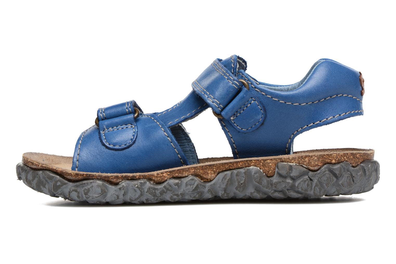 Sandali e scarpe aperte Stones and Bones Ranco Azzurro immagine frontale