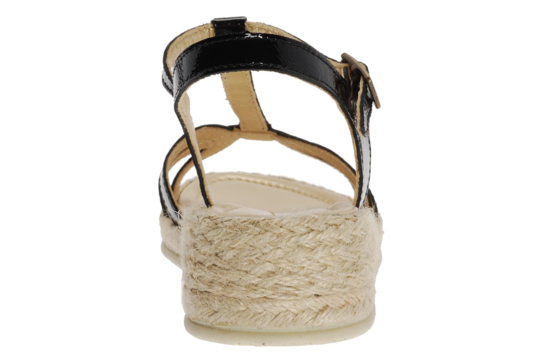 Sandaler Mod8 Espere Svart Bild från höger sidan
