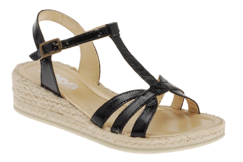 Sandaler Mod8 Espere Svart detaljerad bild på paret