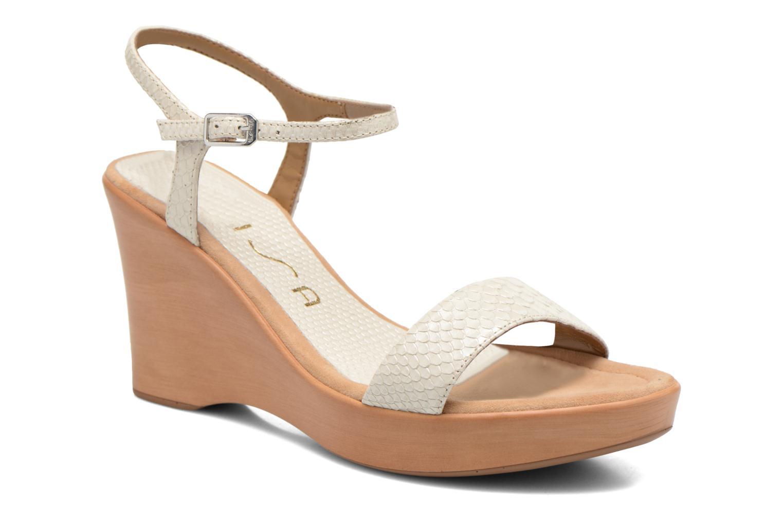 Sandali e scarpe aperte Unisa Rita Bianco vedi dettaglio/paio