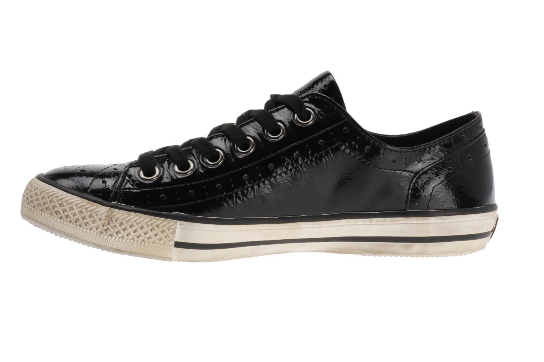 Sneaker Ash Verso schwarz ansicht von vorne
