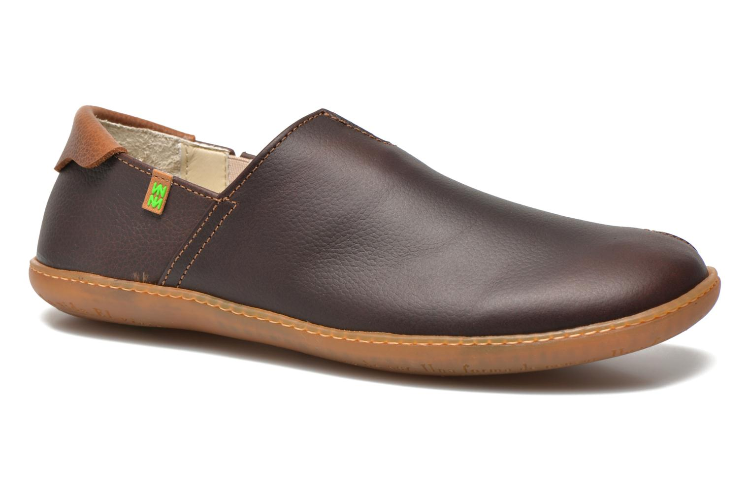 Viajero Moc N°275 Brown-Wood