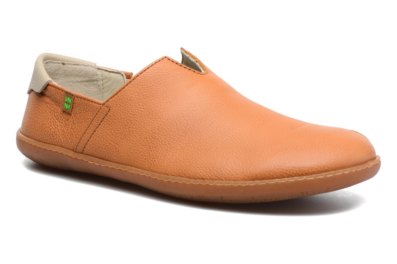 El Viajero N275 Carrot-Grey