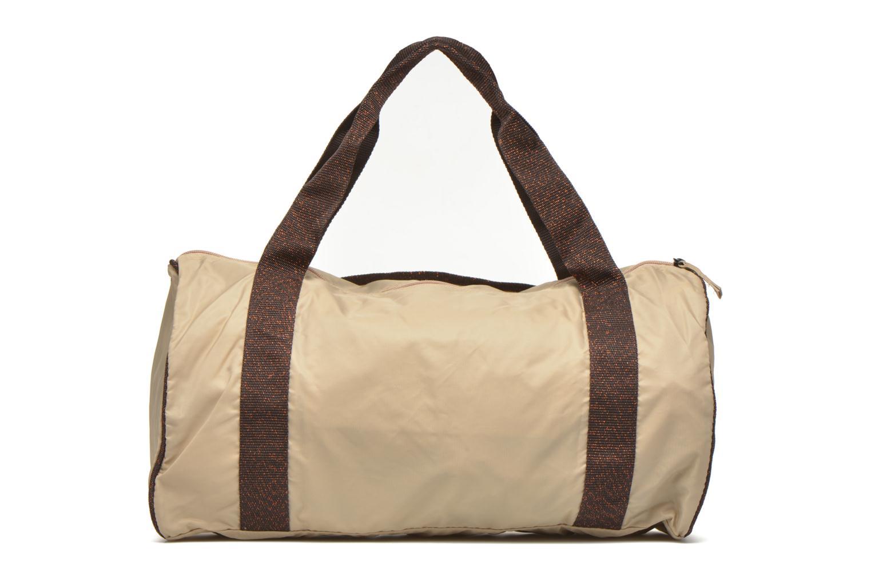 Sporttaschen Bensimon Color Bag beige ansicht von vorne