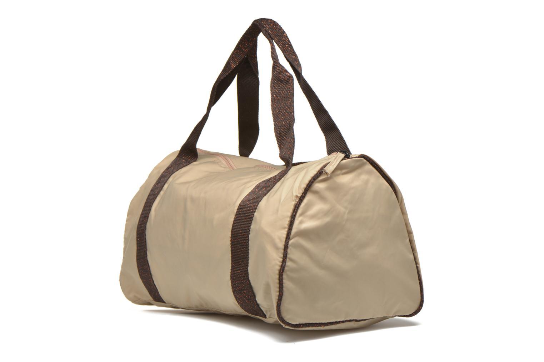 Sporttaschen Bensimon Color Bag beige ansicht von rechts