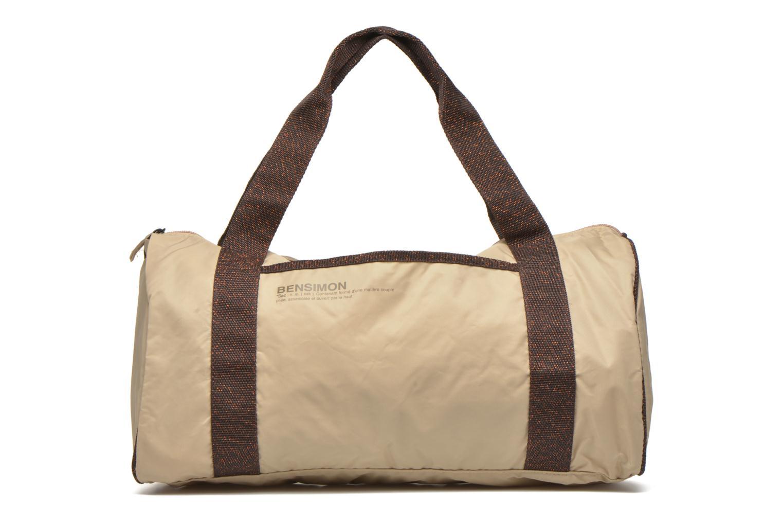 Sporttaschen Bensimon Color Bag beige detaillierte ansicht/modell