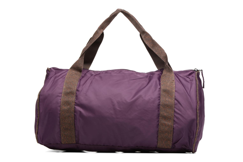 Sporttaschen Bensimon Color Bag lila ansicht von vorne