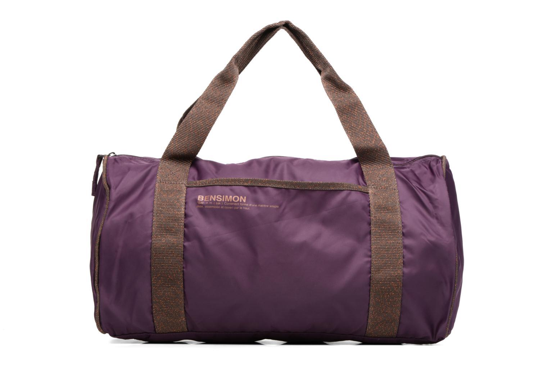 Sporttaschen Bensimon Color Bag lila detaillierte ansicht/modell