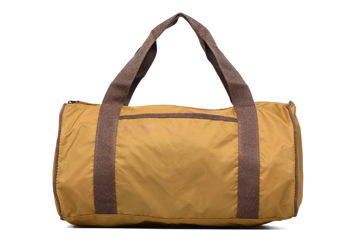Sacs de sport Bensimon Color Bag Jaune vue détail/paire