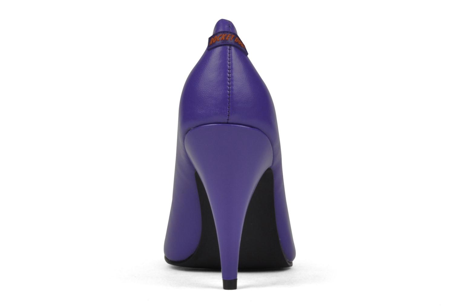 High heels Rocket Dog Otto Purple view from the right