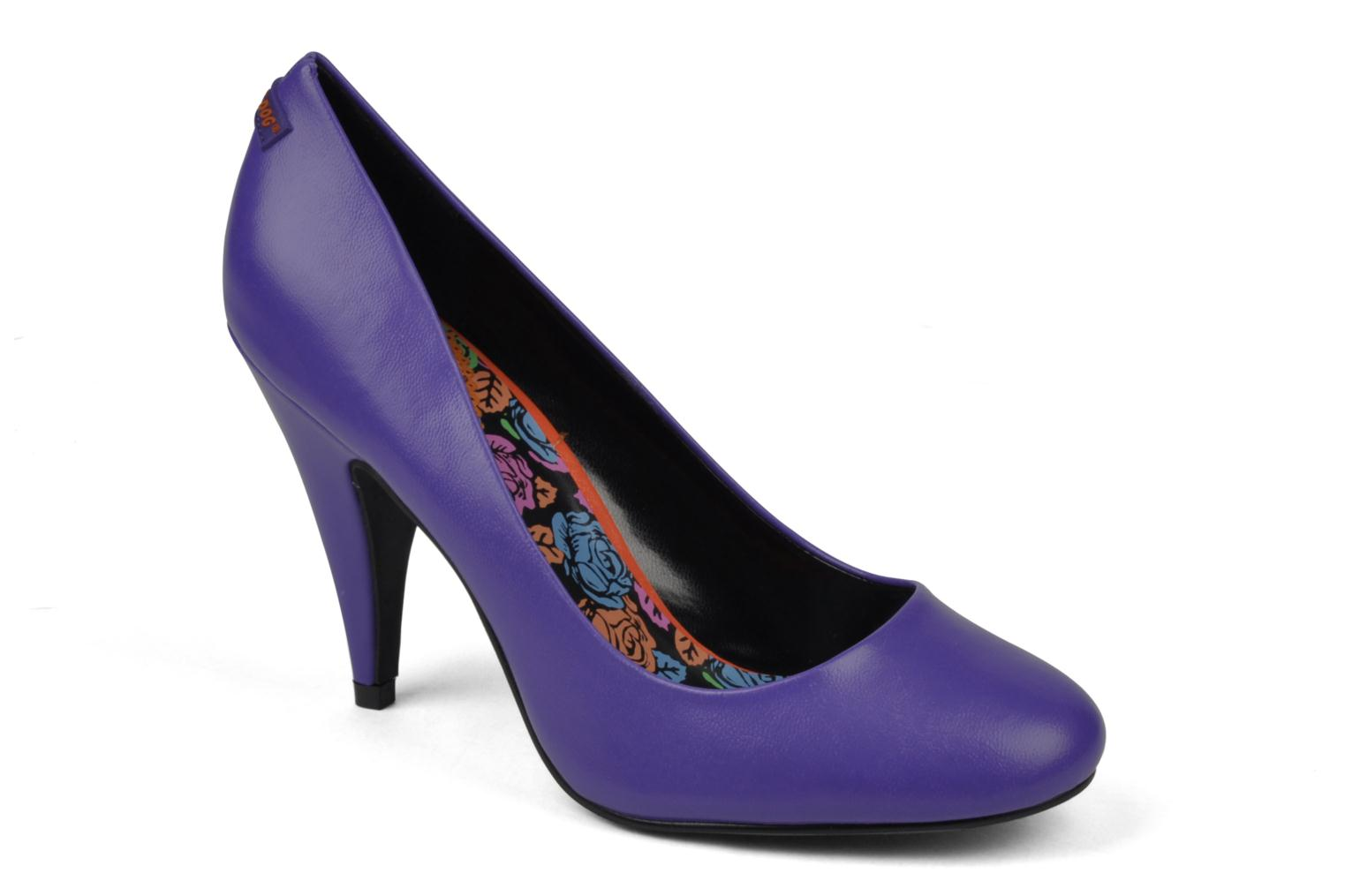 High heels Rocket Dog Otto Purple detailed view/ Pair view