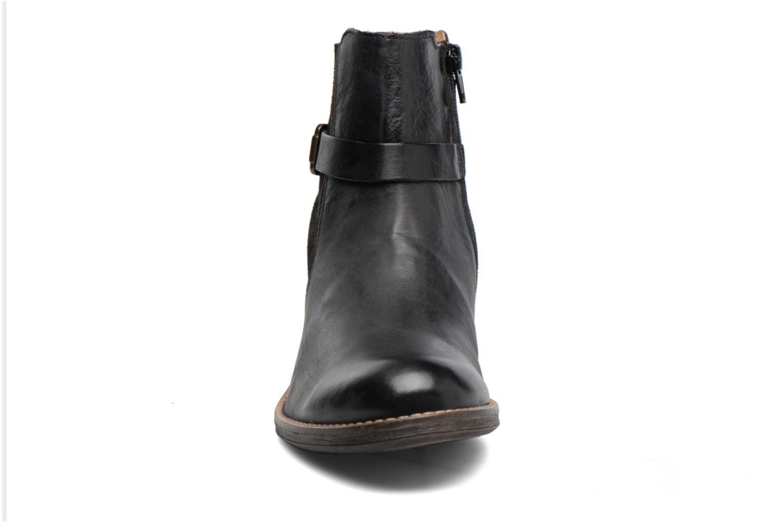 Stiefeletten & Boots Kickers Smack schwarz schuhe getragen