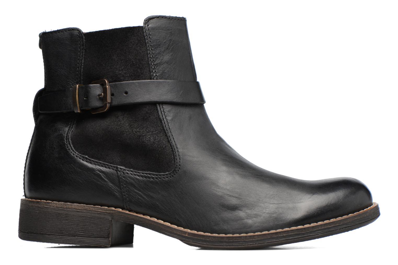 Boots en enkellaarsjes Kickers Smack Zwart achterkant